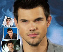 Calendrier Taylor Lautner 2014