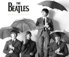 Calendrier The Beatles 2014