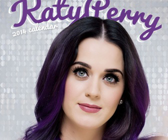 Calendrier Katy Perry 2015