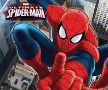 Calendrier Ultimate Spider Man 2014