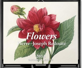 Calendrier Flowers 2015