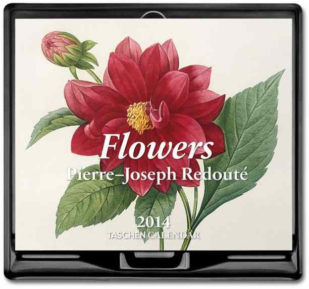 Calendrier Flowers 2014