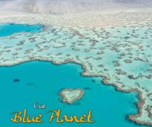 Calendrier Our Blue Planet 2014