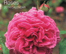Calendrier Roses 2014
