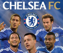 Calendrier Chelsea FC 2014