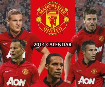 Calendrier Manchester United 2015