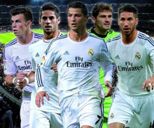 Calendrier Real Madrid 2014