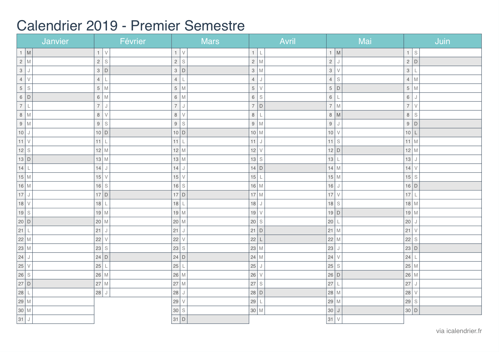 Calendrier 2019 Png.Calendrier Excel 2019 Magdalene Project Org